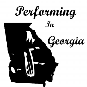 Performing in Georgia Logo