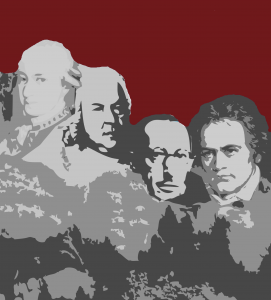 Mt. Rushmore of Classical Music