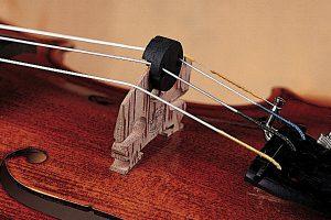 Violin Tourte Mute