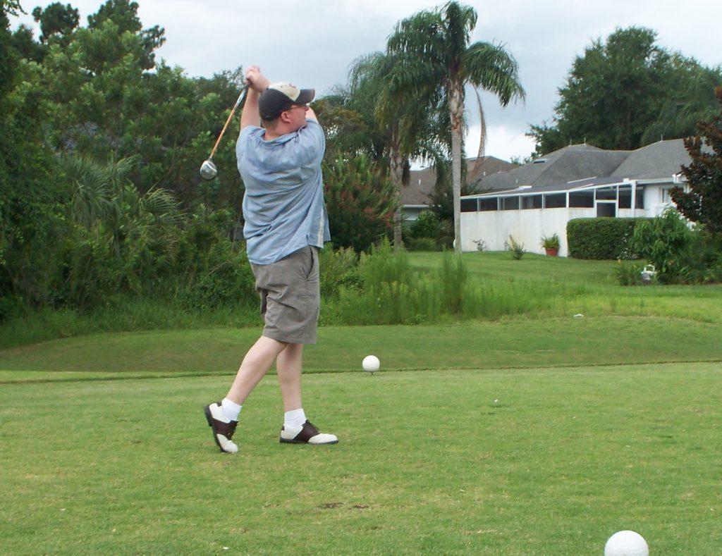 Golfing Activities