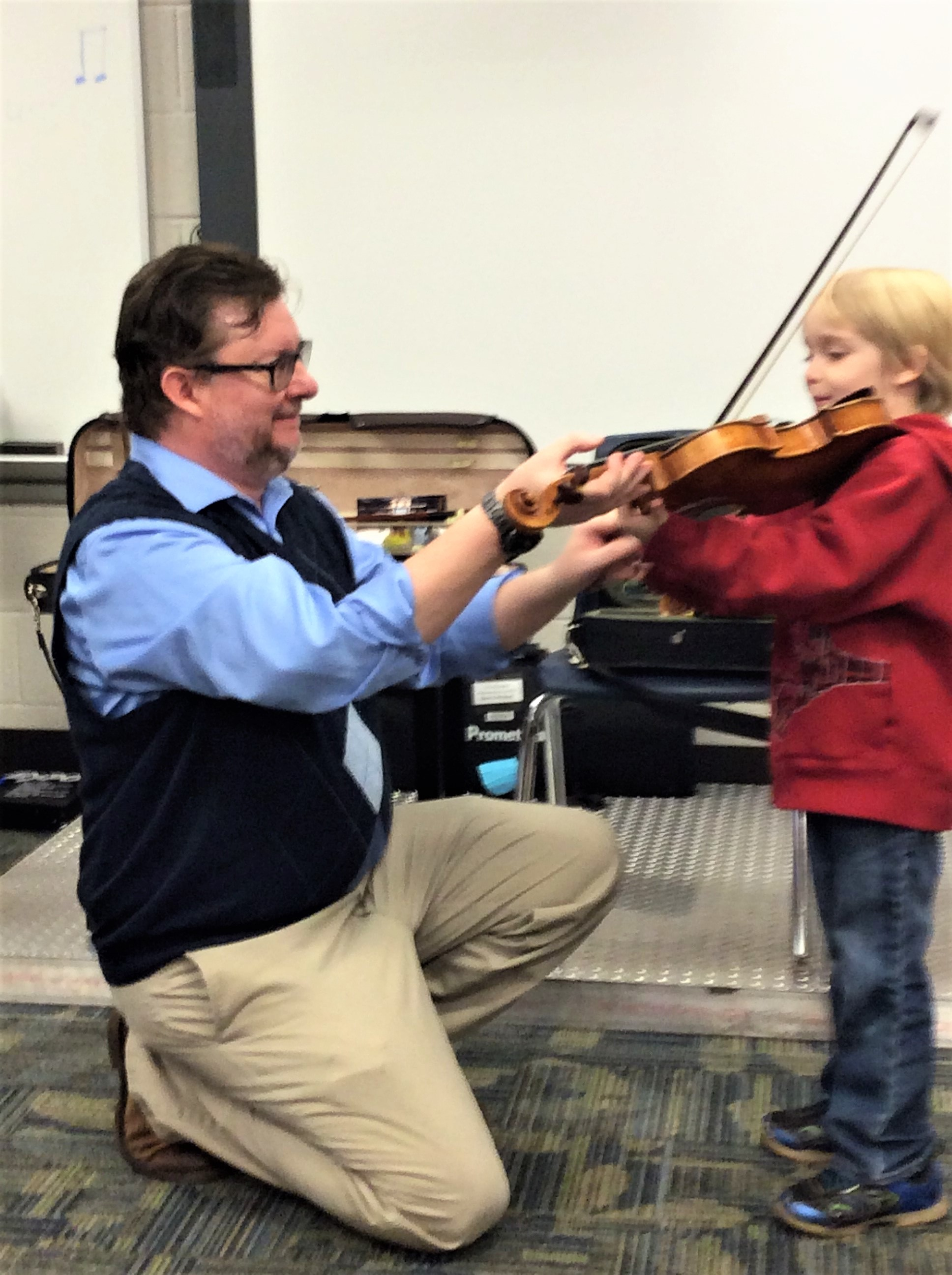 Parents and Violin Lessons – How to Help