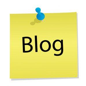 Spring blogging