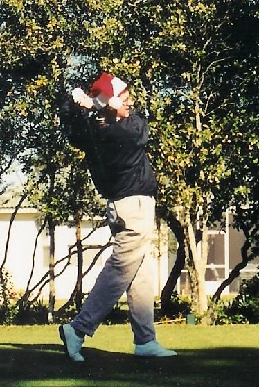 golf feel player