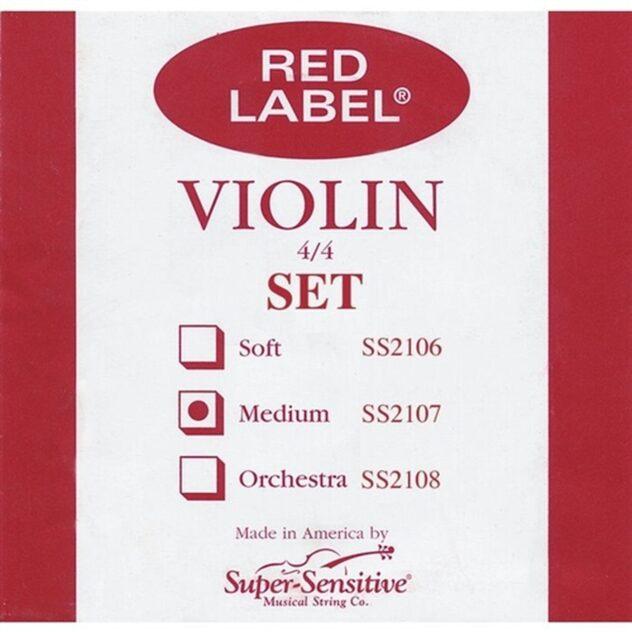 student violin strings